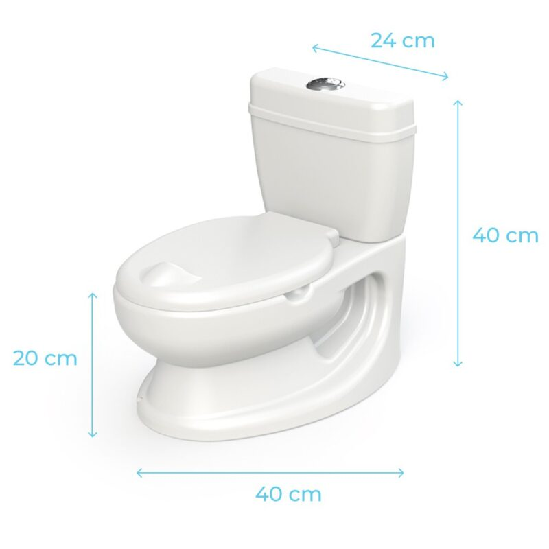 Mini ToyLet Potty Training Dimensions